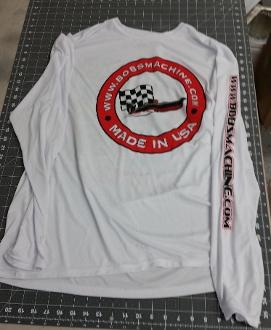 Bob 39 S Long Sleeve Performance Fabric Shirt