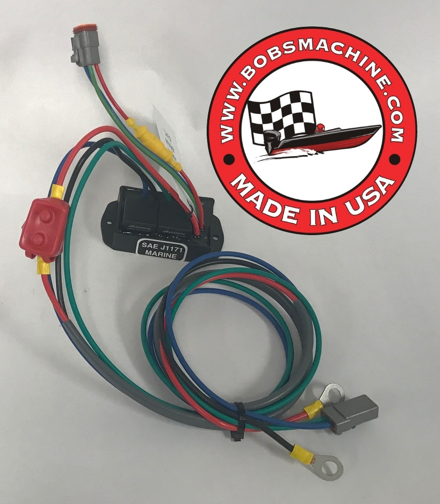 Amazing Bobs Machine Action Series Jack Plate Relay Kit Wiring 101 Akebretraxxcnl