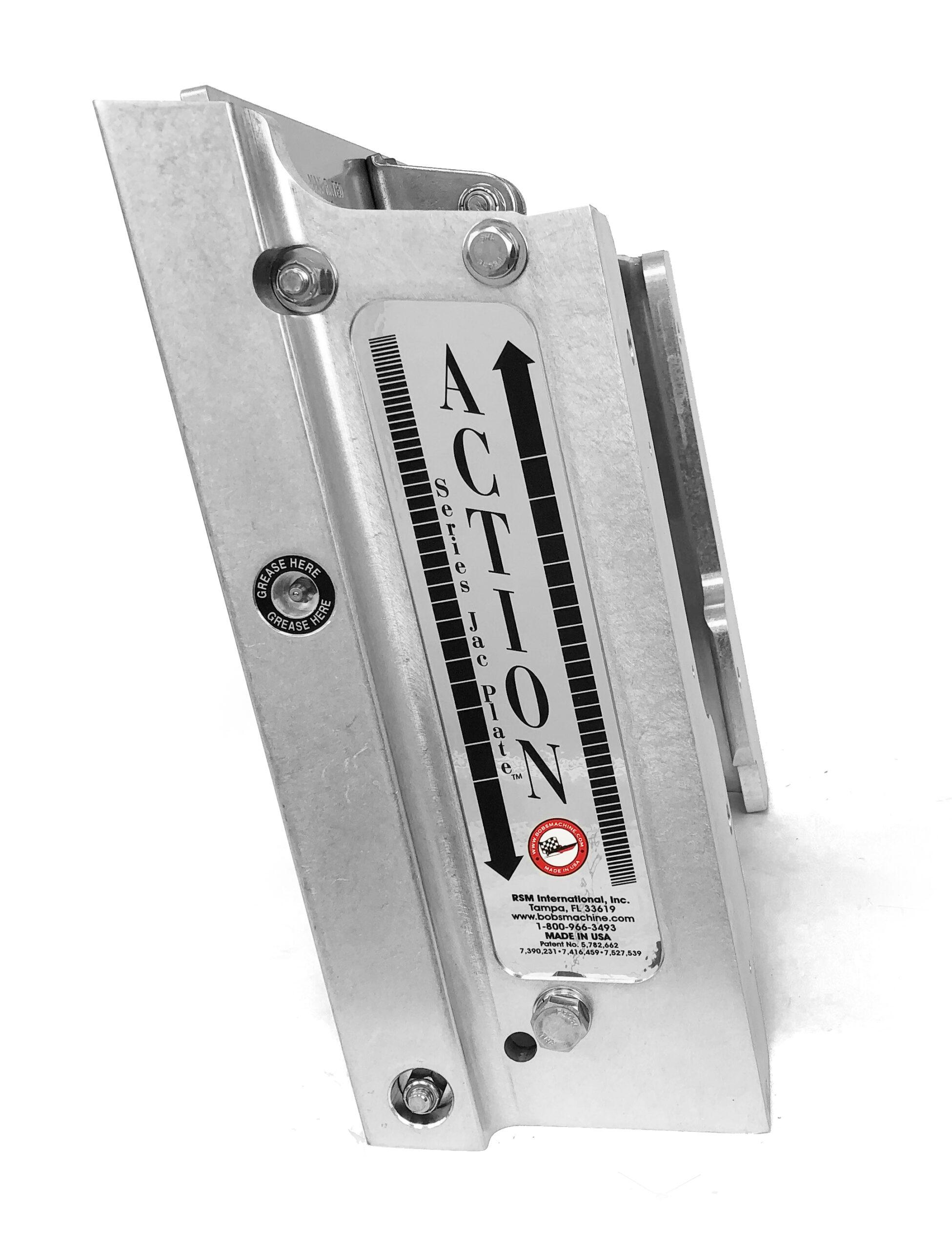 300 HP Max Bobs Machine 100-106010 Action Series Jac Plate-6