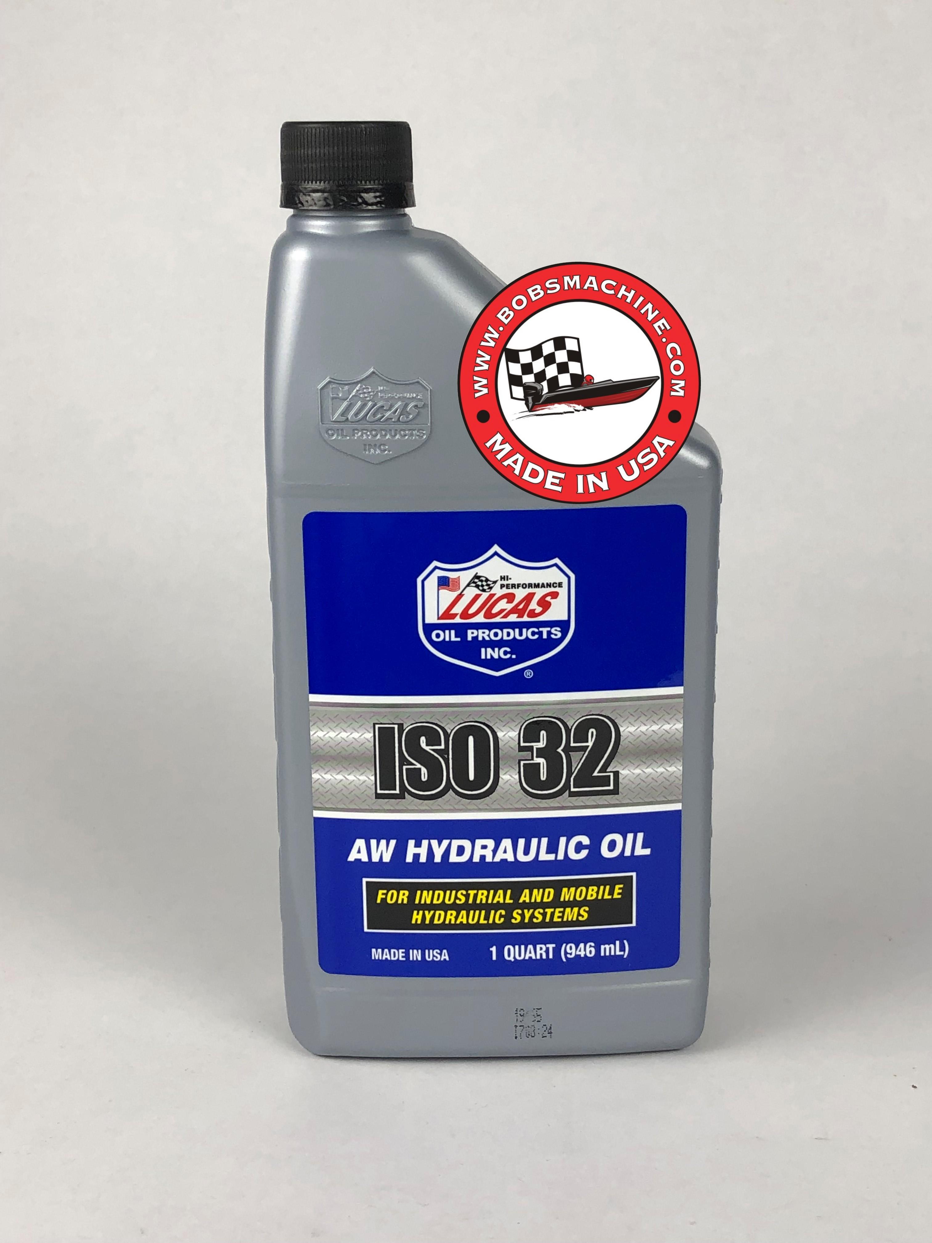 Jack Plate Oil - Fluid