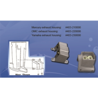 Exhaust Products for Outboard engines