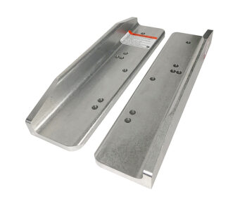 Vertical Extension Brackets