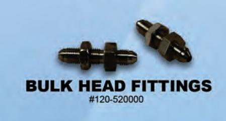 """2"""" Bulk Head Fittings"""