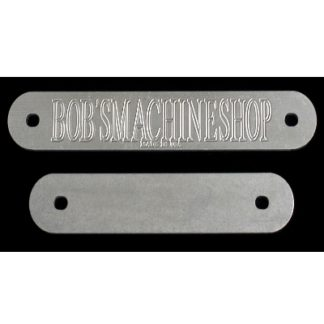 Transom Backing Plates, Machined Washers & Bolt kits
