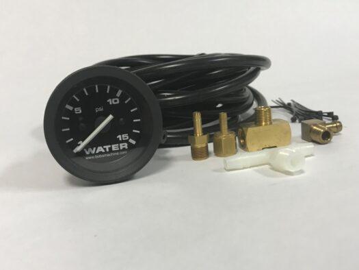 water pressure gauge kit