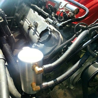 Corvette/LSX Oil Separators