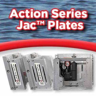 Action Series Jack Plates upto 300HP