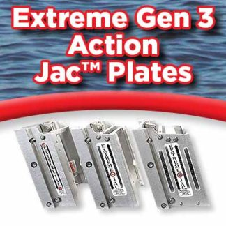 Extreme Series Gen 3 ACTION Jack Plates up to 550HP