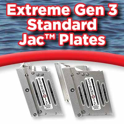 Extreme Series Gen 3 Jack Plates up to 627 HP