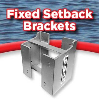 Fixed Setback Brackets
