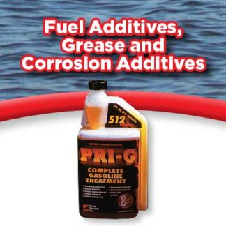 Fuel Additives, Grease, Corrosion Protection