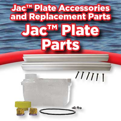 Jack Plate Accessories & Replacement parts