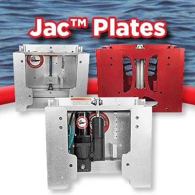 Jack Plates - Hydraulic, Manual, Kicker, Tilt and trim, etc