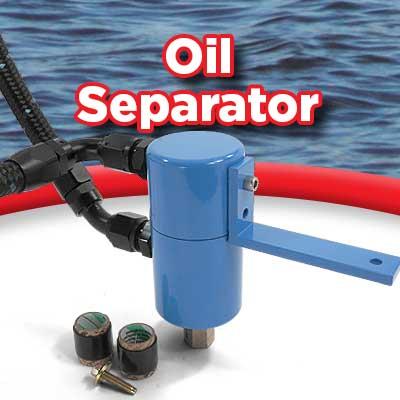 Oil Separators - Catch Cans