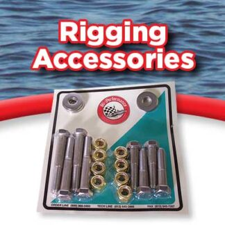 Rigging Accessories : Controls, Ladder, Wedges, etc