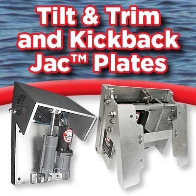Tilt and Trim + Kickbacks